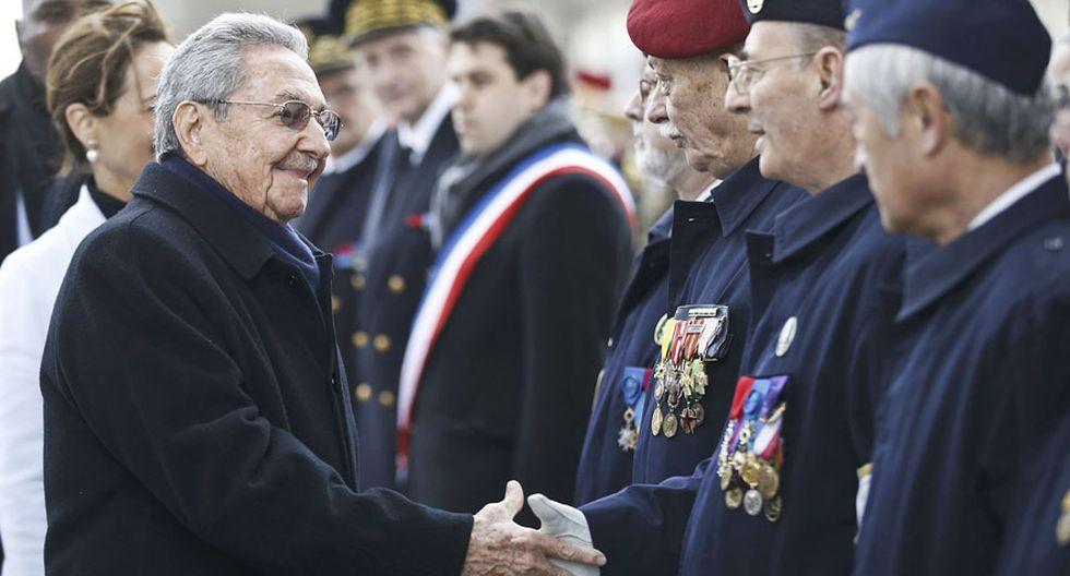El histórico viaje de Raúl Castro a Francia [FOTOS] - 8