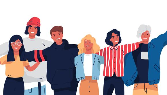 El diálogo en casa ayudará a los hijos adolescentes a sobrellevar mejor el confinamiento.(Foto: Shutterstock)