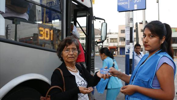 Tarjeta Lima Pass y como la del Metropolitano podrán usarse en ambos servicios (Foto: Difusión)
