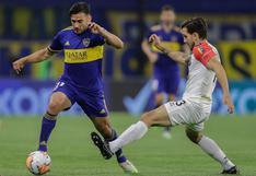 Boca Juniors, con doblete de Tévez, venció 3-0 a Caracas FC por el Grupo H de la Copa Libertadores