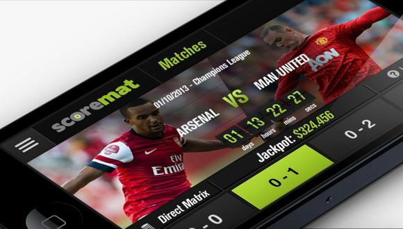 Novedosa App para los fanáticos del fútbol