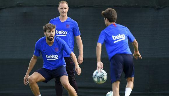 Barcelona  debutará en LaLiga de España ante Real Sociedad, a mediados de agosto. (Foto: AFP)
