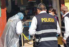 Arequipa: intervienen tiendas donde comercializaban alcohol mezclado con agua
