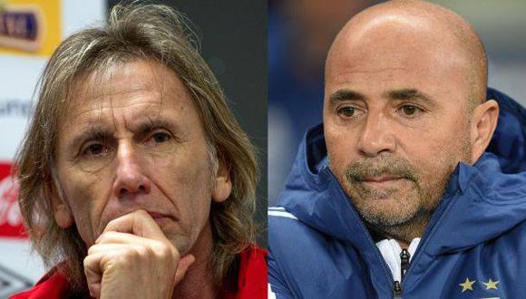 Ricardo Gareca recibió consejo de Jorge Sampaoli. El intermediario fue el 'Cabezón' Ruggeri. (Video: YouTube/Fox Sports)