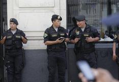 Elecciones 2018: más de 20 mil policías darán seguridad en Lima