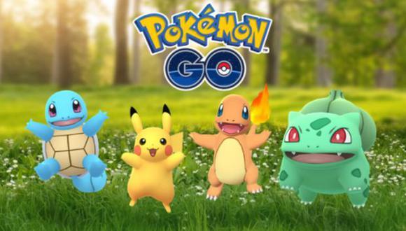 Los pokémones se unen a conservar la Tierra. (Foto: Pokémon Go)