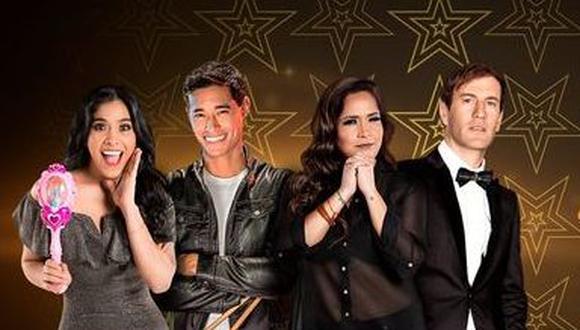 """Tony Succar y Mauri Stern continuarán como jurados en la nueva temporada de """"Yo Soy"""". (Foto: Facebook)."""