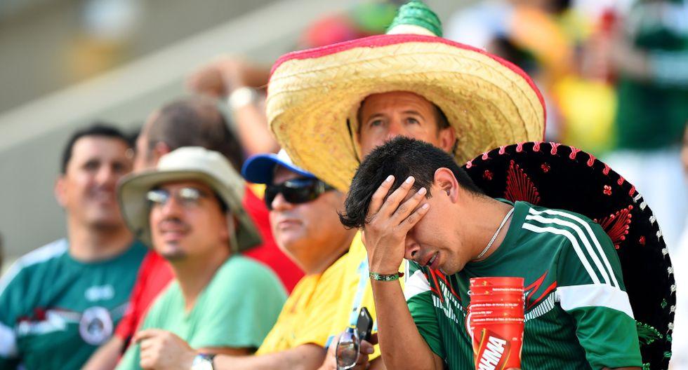 México: llanto y decepción tras la eliminación del Mundial - 8