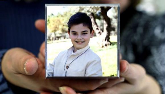 España conmovida por el suicidio de un niño de 11 años