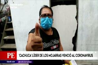 Líder de 'Los Mojarras' vence a la COVID-19