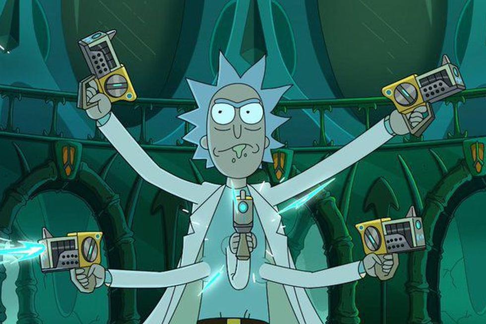 """""""Rick and Morty"""" está de vuelta con la segunda mitad de su cuarta temporada (Foto: Adult Swim)"""