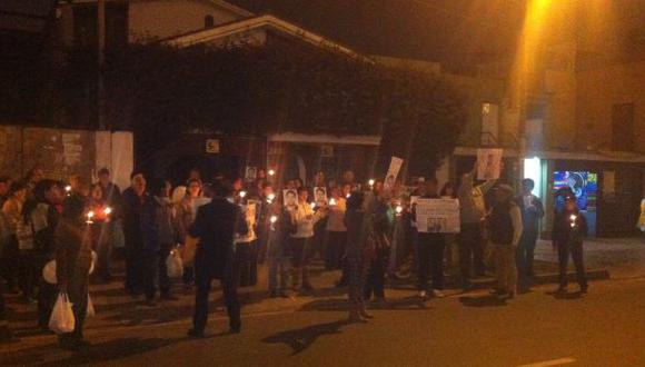 La Molina: vecinos exigen justicia tras accidente de tránsito