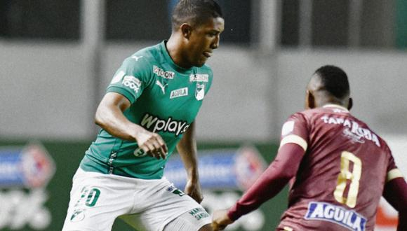 Deportivo Cali igualó sin goles frente al Tolima por la Liga BetPlay 2021