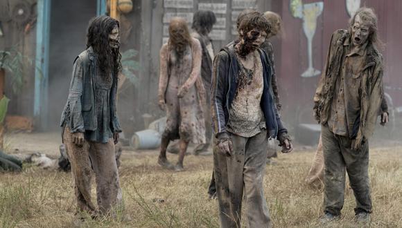 Emblemática serie de zombies se ve interrumpida por pandemia de coronavirus. (Foto: AMC)