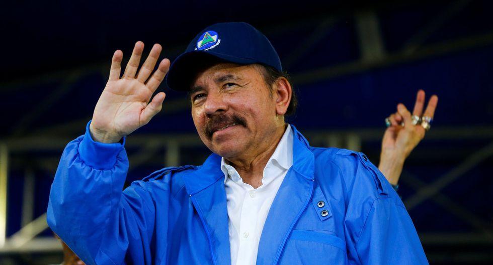 Human Rights Watch pide sanciones internacionales contra Daniel Ortega, presidente de Nicaragua. (Reuters).