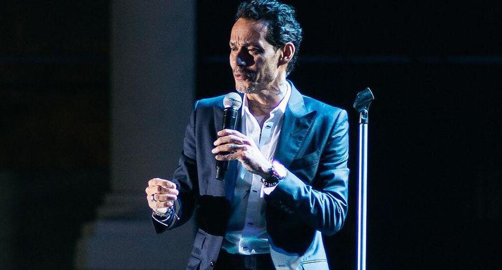 Marc Anthony cumple 51 años y aquí recordamos 10 de sus mejores canciones.- (Foto: @marcanthony)