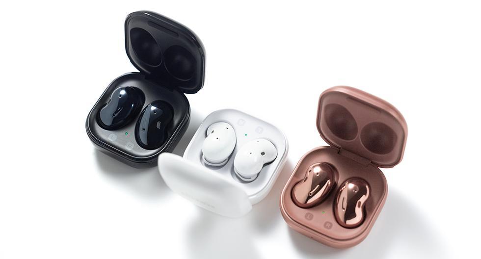 FOTO 1 DE 3 | ¿A qué se parecen? Muchos aseguran que son dos 'frijoles'. Conoce más de los nuevos Samsung Galaxy Buds Live. | Foto: Samsung (Desliza a la izquierda para ver más fotos)