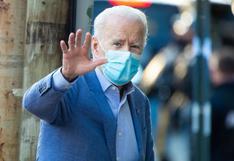 Biden recibirá el lunes la segunda dosis de vacuna contra el coronavirus