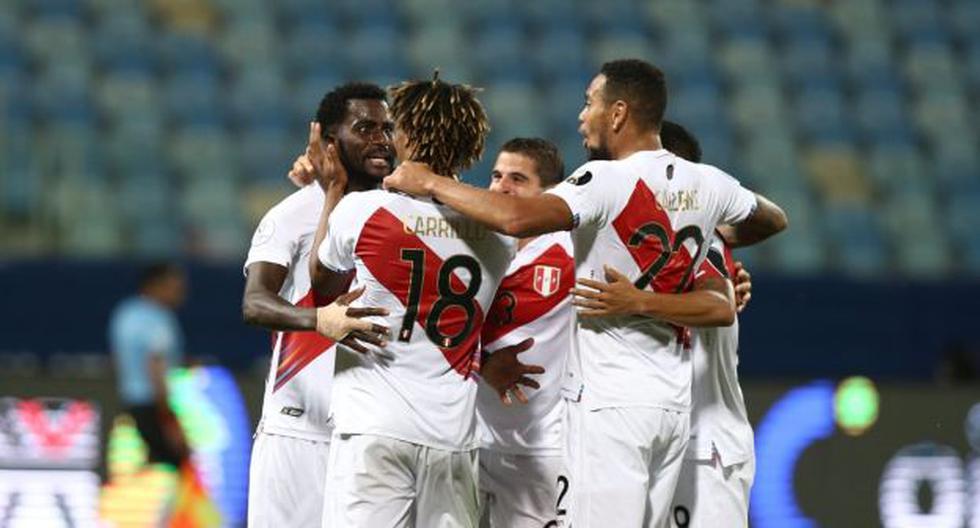 Perú y Colombia chocan por la fecha 3 de la Copa América 2021. (Foto: Jesús Saucedo / Depor)