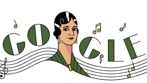 """El primer disco de María Grever,  """"A Una Ola"""" (""""To a Wave"""", 1912), vendió millones de copias y, finalmente, fue versionado por varios cantantes. (Foto: Google)"""