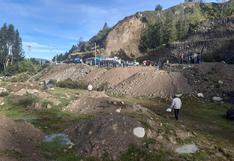 Cusco: derrumbe bloquea tránsito vehicular en tramo de la carretera interoceánica