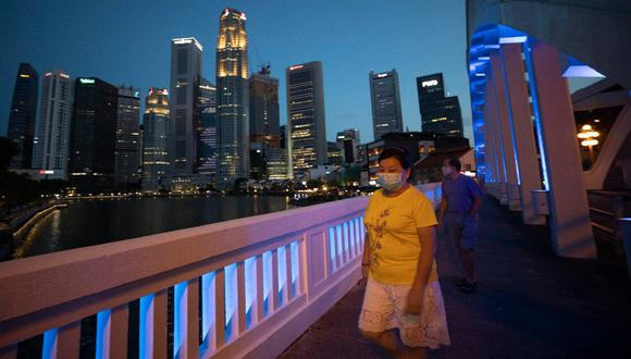 El confinamiento en Singapur termina el 1 de junio. (Foto: REUTERS/ISSEI KATO)