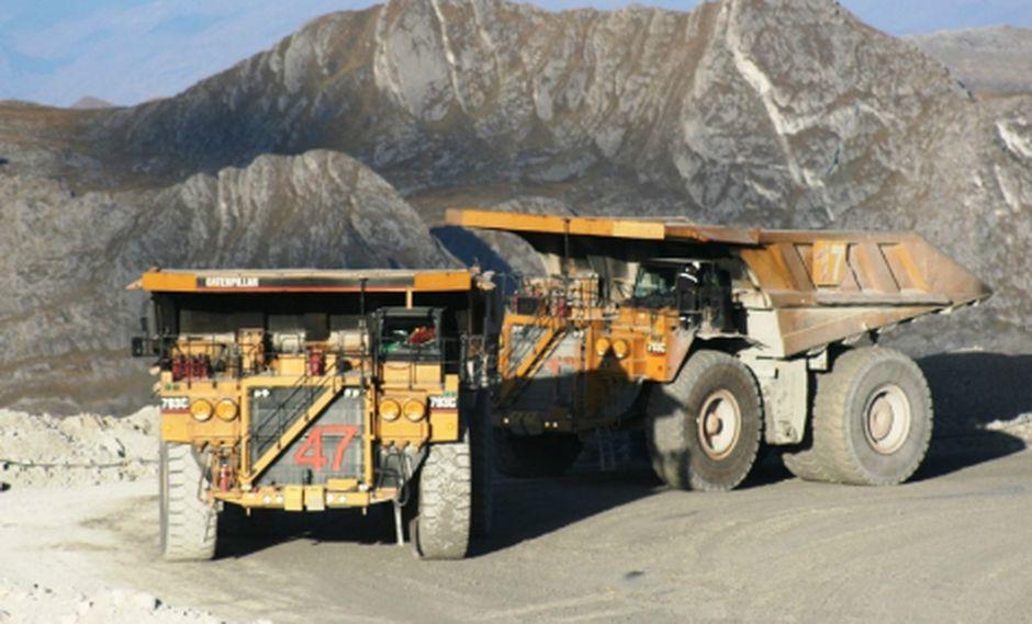 La minería representó casi el 10% del PBI el año pasado. (Foto: Andina)