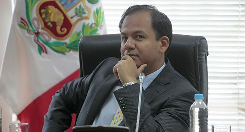 """Díaz Dios afirmó que los cuestionamientos de Abugattás solamente tienen como trasfondo generar """"un clima de hostilidad"""". (Foto: Archivo El Comercio)"""