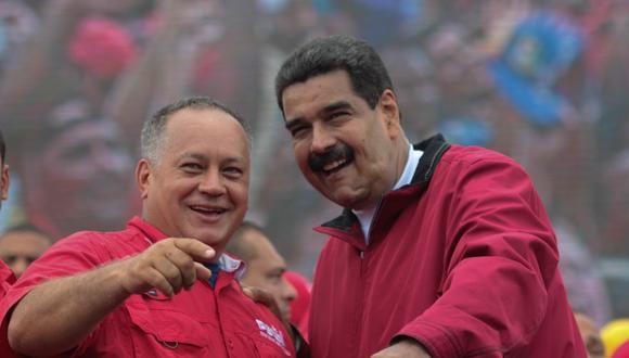 Diosdado Cabello es vicepresidente del gobernante Partido Socialista Unido de Venezuela (PSUV). (Foto: Reuters)