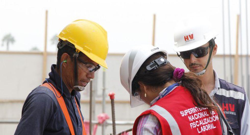 Sunafil anuncia concurso de ascenso para 190 inspectores y 15 supervisores