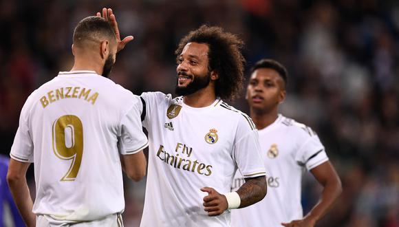 Real Madrid chocará con Eibar por LaLiga Santander. Conoce los horarios y canales de todos los partidos de hoy, sábado 9 de noviembre. (AFP)