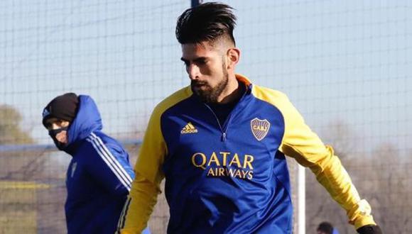 """""""Es fuerte, rápido y anticipa muy bien"""", prensa argentina elogió a Carlos Zambrano. (Foto: Boca Juniors)"""