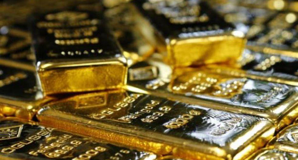 El oro perdió un 0.2% de sus ganancias al inicio de la jornada. (Foto: Reuters)
