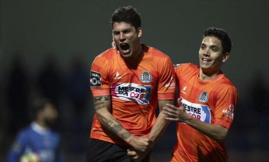 Iván Bulos: ¿Qué dijo tras anotar su primer gol con Boavista?