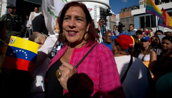 Tamara Adrián, la primera diputada transgénero en Latinoamérica