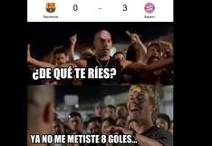 No podían faltar: los divertidos memes de la goleada que sufrió Barcelona | FOTOS