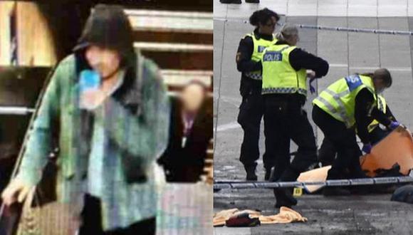 Estocolmo: Uzbeko de 39 años sería autor del ataque terrorista