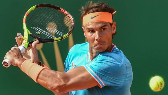 Rafael Nadal vs. Guido Pella EN VIVO: se enfrentan este viernes por el pase a las semifinales del Masters 1000 de Montecarlo. (Fotos: AFP)