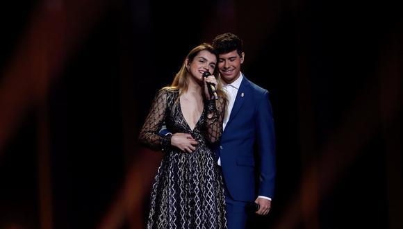 finalistas de Eurovisión 2018. (Foto: Agencias)