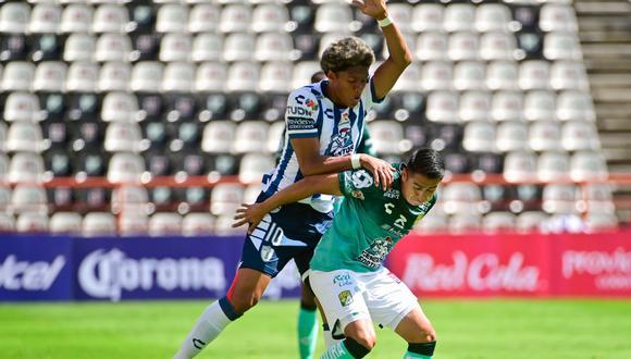 Pachuca vs. León: resumen y goles del partido por el Apertura de la Liga MX  2021 | DEPORTE-TOTAL | EL COMERCIO PERÚ