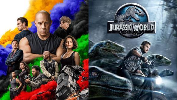 El director Justin Lin no descartó esta posibilidad (Foto: Rápidos y furiosos / Jurassic World / Universal Pictures)