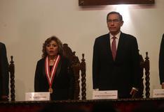 Fiscal de la Nación confirma que equipo especial no investigará a Martín Vizcarra