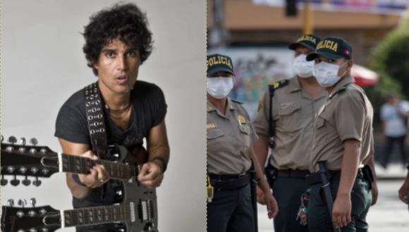 """Pedro Suárez Vértiz sobre cuarentena: """"La delincuencia se redujo a cero"""" (Foto: GEC)"""