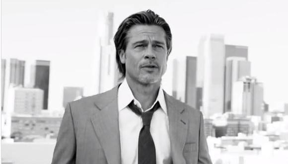 Brad Pitt cautiva a sus fans con video donde aparece modelando. (Foto: @brioni_official)