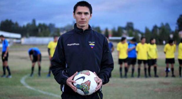 Ecuador's Luis Guerrero will be the umpire against Peru.  Venezuela (Photo: El Comorcio)