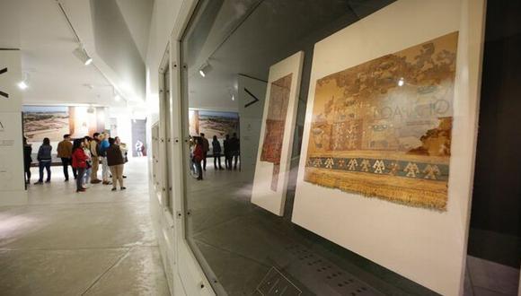 El Ministerio de Cultura reabre el Museo Pachacamac y el Complejo Arqueológico Mateo Salado.(Foto: Ministerio de Cultura)