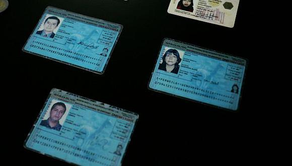¿Cómo puedes reconocer un DNI falsificado?