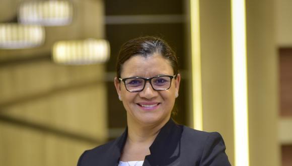 Doctora Graciela Morales, epidemióloga nicaragüense que lidera un equipo de Pfizer, miembro de Alafarpe, que colabora con BioNTech para crear una vacuna contra el coronavirus.