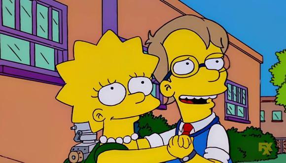 Lisa fue creada por el caricaturista Matt Groening y, a lo largo de la historia, la hemos visto reflexionar sobre lo que la rodea, luchar por sus ideales, meterse en problemas, pero también enamorarse (Foto: FOX)