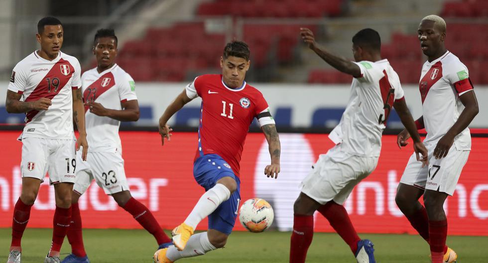 Perú recibirá a Chile el próximo jueves 7 en el Estadio Nacional. (Foto: AP)